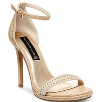 STEVEN BY STEVE MADDEN Ankle Strap Sandals - Rogger High Heel | Bloomingdales's