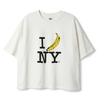 Banana Tee | Tees | Weekday.com