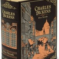 Charles Dickens: Five Novels (Barnes & Noble Leatherbound Classics), Barnes & Noble Leatherbound Classics Series, Charles Dickens, (9781435124998). Hardcover - Barnes & Noble