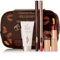 Charlotte Tilbury - Quick 'N' Easy The Red Carpet Party Look