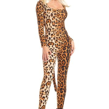Three Piece Loveable Leopard