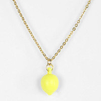 Urban Outfitters - The Dirty Librarian X Urban Renewal Fruit Necklace