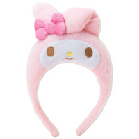 My Melody Plush Doll Headband Hairband Costume Cosplay Halloween 2014 SANRIO JAPAN