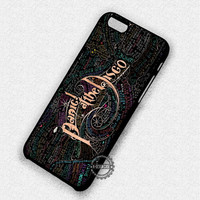 Collage Panic At The Disco - iPhone 7 Plus 6 5 4 Cases & Covers