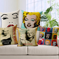 Monroe Pillow Cover
