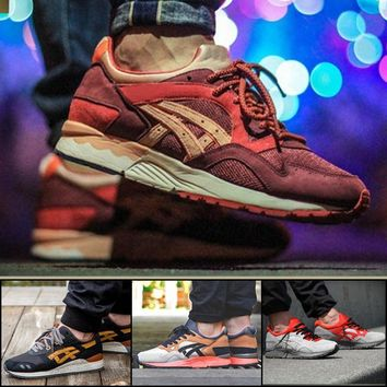Women Men Unisex Comfort Rock Asics Sneakers Shoes Vintage Jogging Shoes [9115455111]