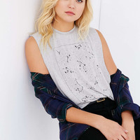 Truly Madly Deeply Constellations Muscle Tee - Urban Outfitters