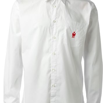 Walter Van Beirendonck Pointed Collar Shirt