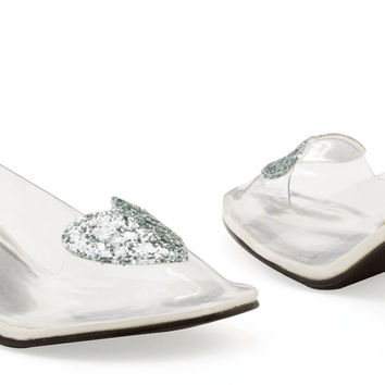 Ariel (Clear) Adult Shoes