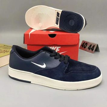 Nike SB Zoom Stefan Janoski Trending Personality Casual Shoes Blue I-CSXY