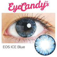 EOS Ice Blue Color Contacts | EyeCandy's