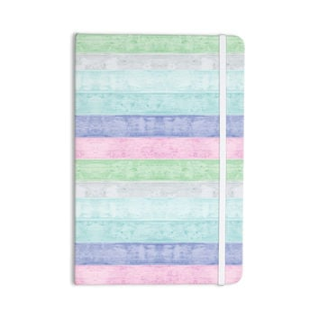 "Monika Strigel ""Beach Wood Pastel"" Everything Notebook"