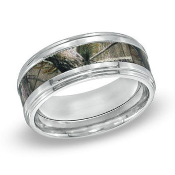 s 9 0mm realtreeap camouflage inlay from zales