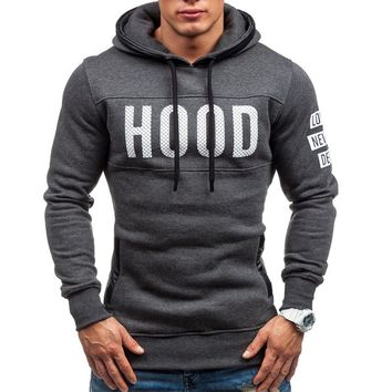 Only Just a Hoodies?! Men's Fleece