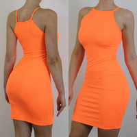 Kya Bodycon Mini Dress