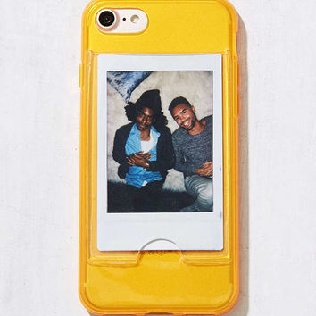 Neon Instax Mini Frame iPhone 6/7 Case | Urban Outfitters