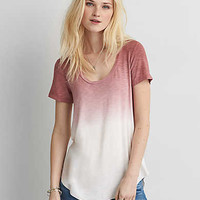 AEO Soft & Sexy Short Sleeve T-Shirt , Mauve