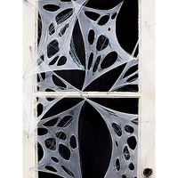 Stretchy Spider Webs Decorations - Spirithalloween.com