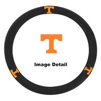 UT University of Tennessee Volunteers Car Truck SUV Genuine High-Grade Leather Steering Wheel Cover