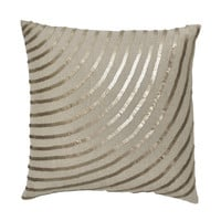 Modern Living Bindu Polypropylene Beaded Decorative Arc Pillow