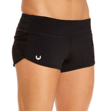 WOD Gear Women's WOD Shorts Black