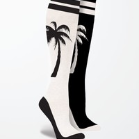 Stance Minimale Knee High Socks - Womens Scarves - Black - One