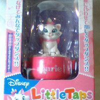 Tomy Disney Little Taps Musical Dancing Marie Cat Trading Collection Figure