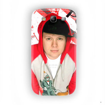 Patrick Stump Fall out boy FOB Band For Samsung Galaxy S3 Case