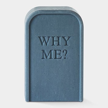 Maurizio Cattelan and Pierpaolo Ferrari: Why Me? Soap
