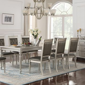 Luxury Dining Table + 6 Chairs