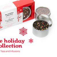 The Holiday Collection - Gift Box With Three Delicious Holiday Teas | DavidsTea