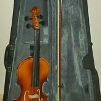4/4 Allan V15 Violin w/bow and case