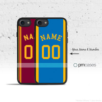 Personalized Basketball Case Cover for Apple iPhone iPod Samsung Galaxy S & Note