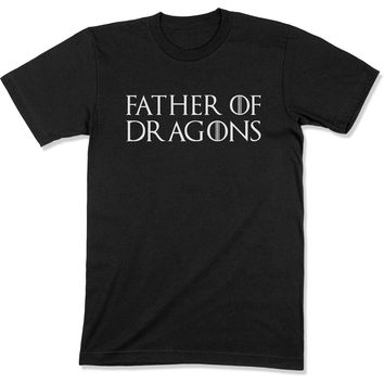 Father of Dragons - T Shirt - GOT-04