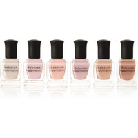 Deborah Lippmann - Undressed Nail Polish Set