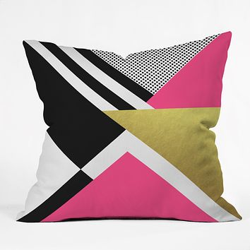 Elisabeth Fredriksson Love Letters Throw Pillow