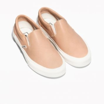 & Other Stories | Vans Dalmatian Leather Slip-On Shoes | Beige