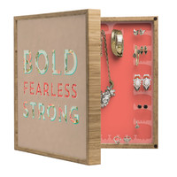 Allyson Johnson Bold Fearless And Strong BlingBox Petite