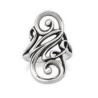 James Avery Electra Ring - Silver 7