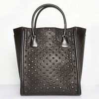 L'Agence Voyager Tote In Black