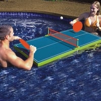 Poolmaster Floating Table Tennis Game | Overstock.com Shopping - The Best Deals on Water Toys