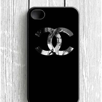Chanel Girl iPhone 4 Case