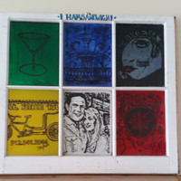 Design your own Window painting
