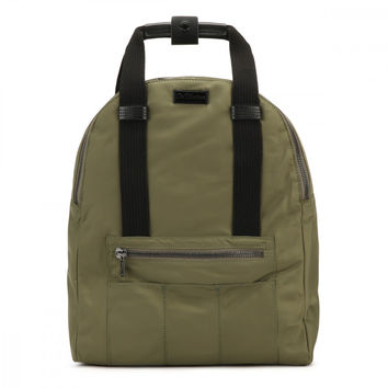 Dr. Martens Green Nylon Fabric Backpack