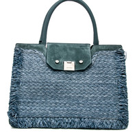 Dusk Blue Rebel Tote