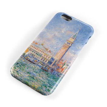 Oil Painting Case for iPhone 7 7Plus & iPhone se 5s 6 6 Plus Best Protection Cover +Gift Box