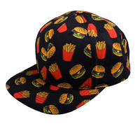 Burger n Fries Snapback