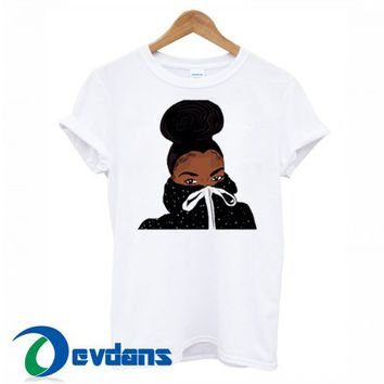 Tbh Black Girl T Shirt For Women And Men Size S To 3XL