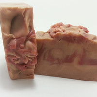 Cold Process Beer Soap, Vegan, All Natural, Sandalwood Vanilla