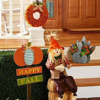 Harvest Gatherings Porch Collection